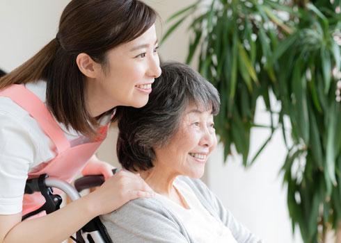 医療と福祉にかかわる、あなた(YOU)の笑顔をつくる