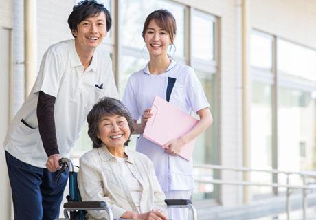 おしごと窓口は、宮城県内の看護・介護に特化した転職・就職サービスです。