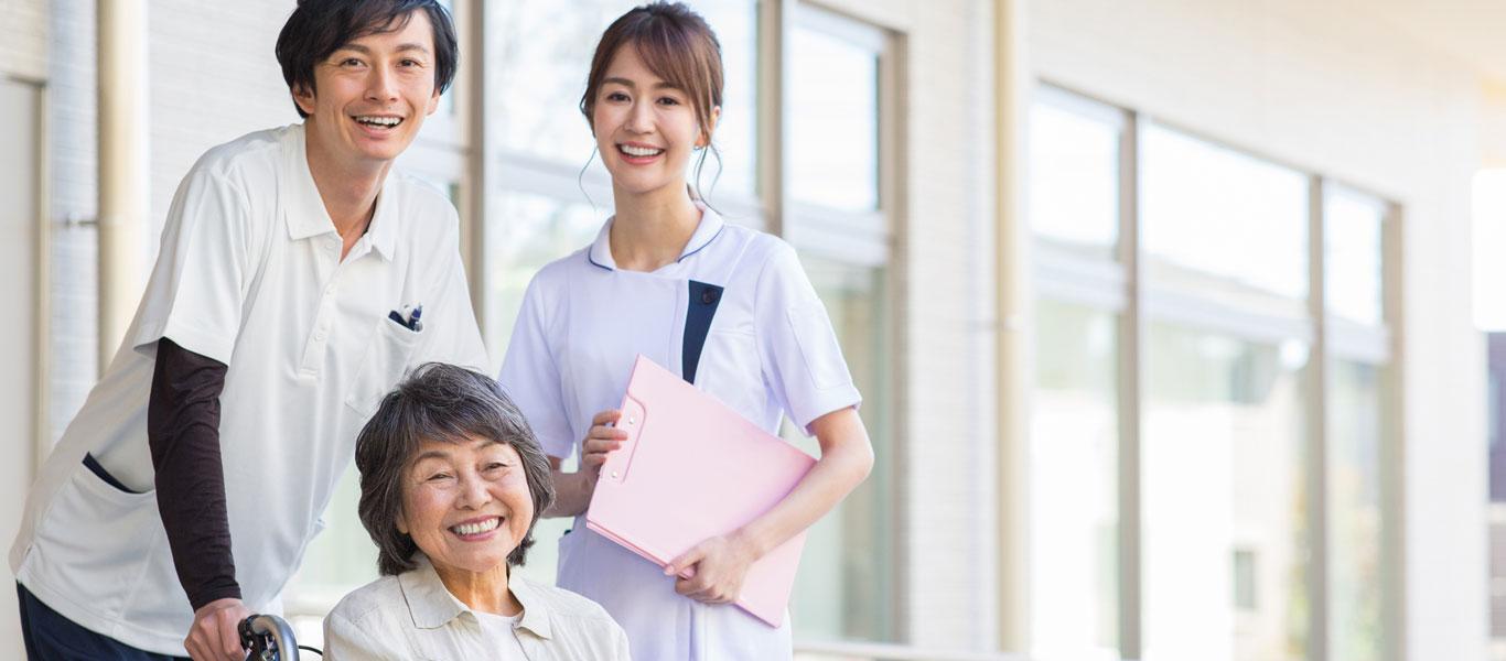 おしごと窓口は、宮城県内の看護・介護に特化した求人サイトです。